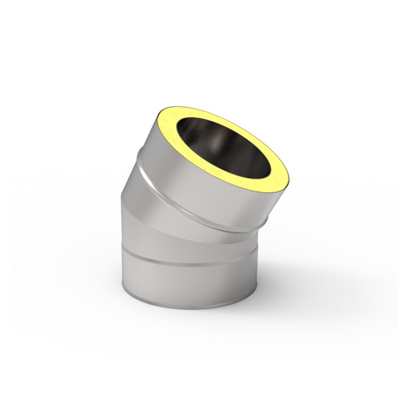 Komin ceramiczny Presto Focus fi 180 6mb kominek