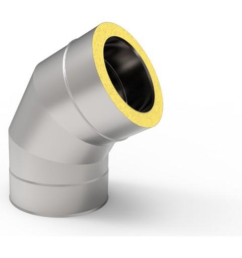 Komin ceramiczny Schiedel Rondo fi 160 11mb, kominek
