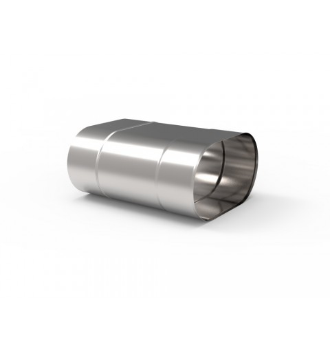 Komin ceramiczny Plewa Uni Las 12/12 (fi 140) 6mb, C.O. gaz turbo SPS