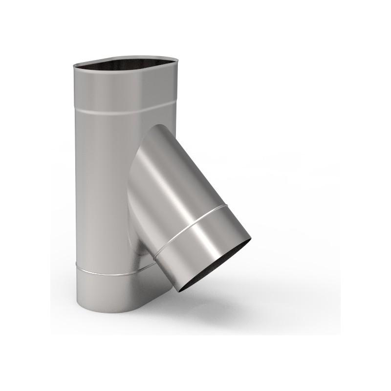 Komin ceramiczny izostatyczny Tona Tec Iso fi 140 5mb, C.O. kominek