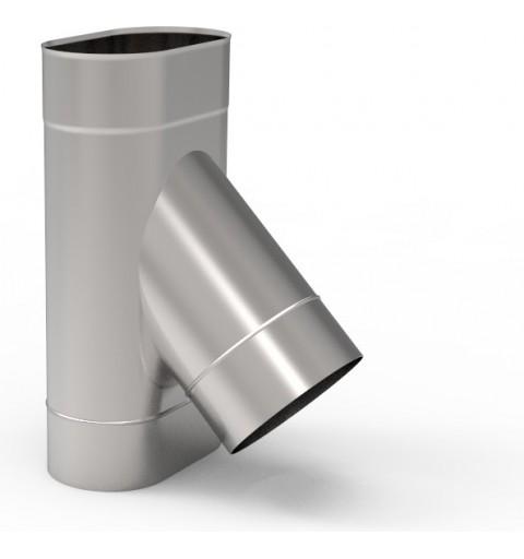 Komin ceramiczny izostatyczny Tona Tec Iso fi 140 13mb, C.O. kominek