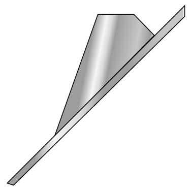 Przejście dachowe komin izolowany wkład kwasoodporny żaroodporny