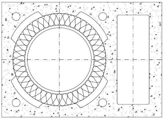 Jawar Uniwersal Plus komin ceramiczny izostatyczny system kominowy