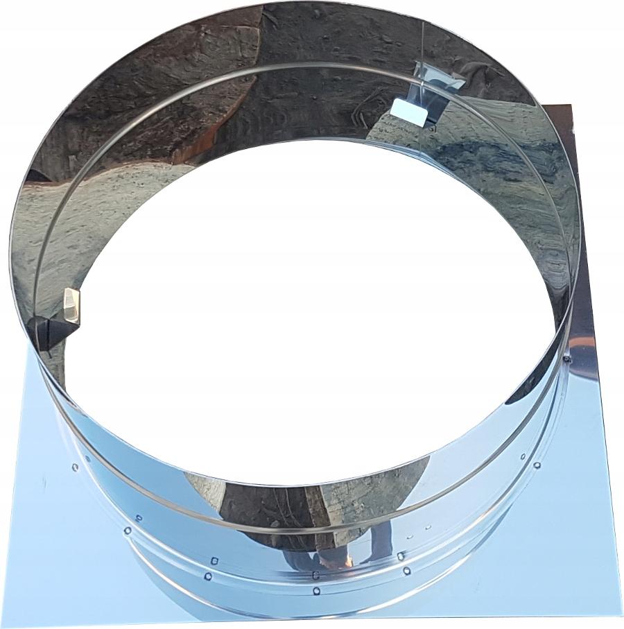 szalunek tracony ustnik stożek dyfuzor kwasoodporny na komin ceramiczny rura ceramiczna