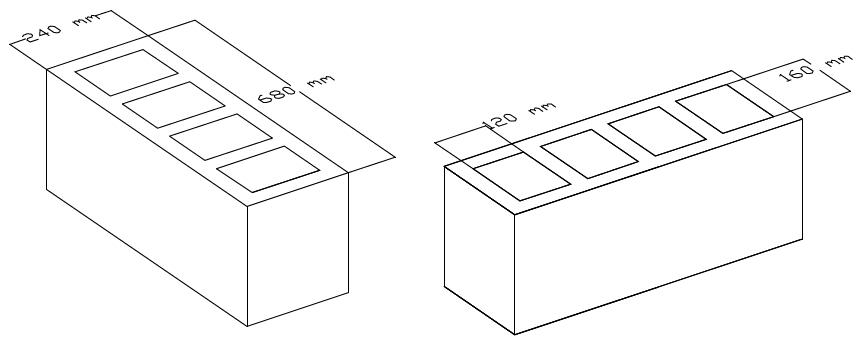 Pustak w4 wentylacyjny keramzytowy komin ceramiczny system kominowy