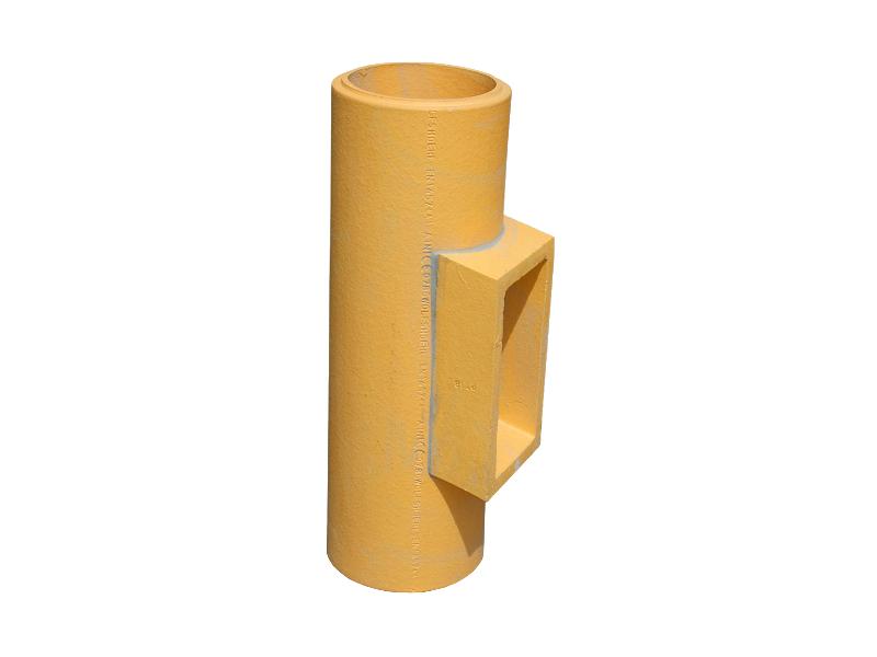Wyczystka ceramiczna komin ceramiczny system kominowy