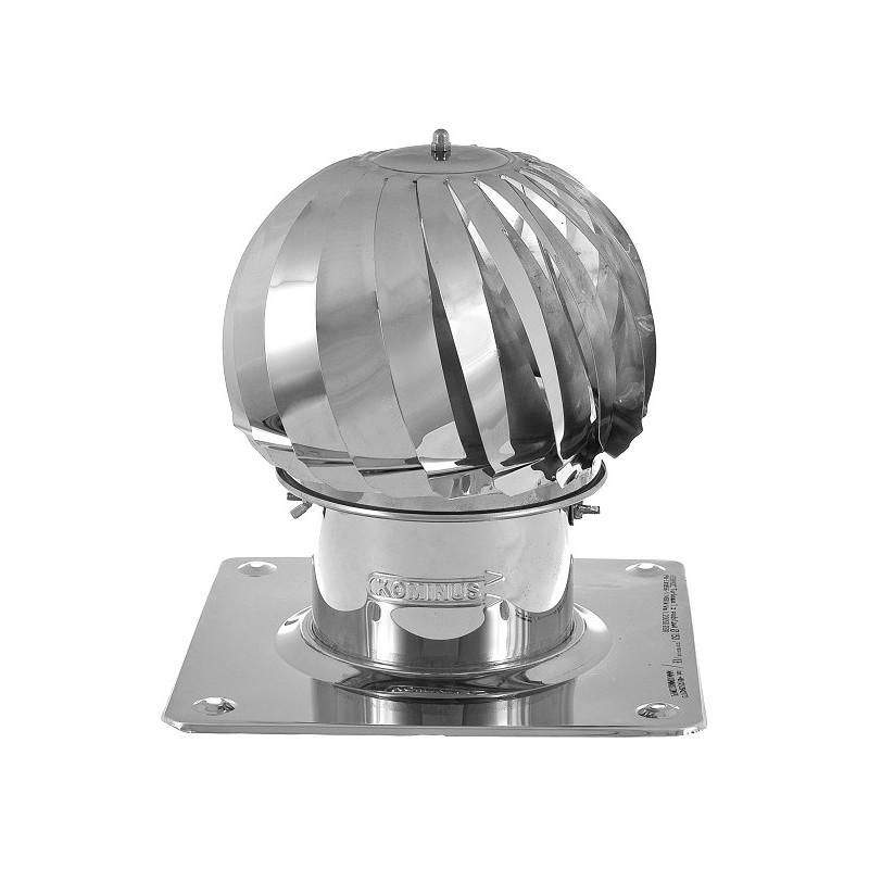 KN Nasada kwasoodporna 0,5 mm Turbomax 1 fi 130 kwadrat