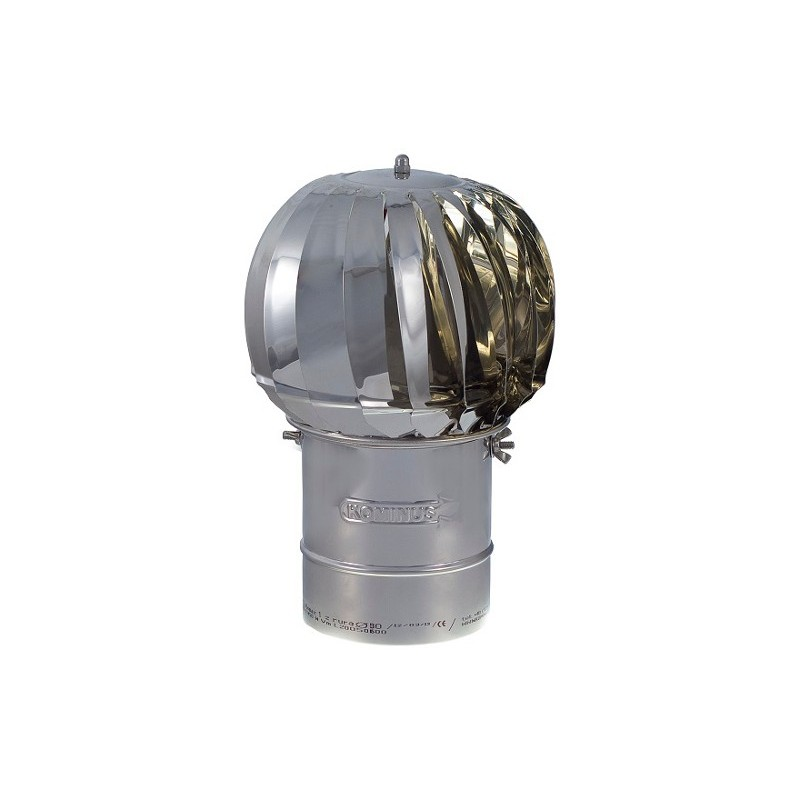 KN Nasada kwasoodporna 0,5 mm Turbomax 1 fi 130 rurowa