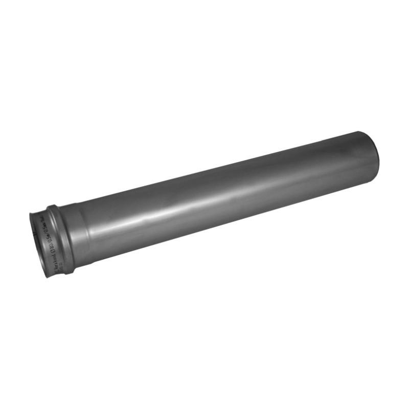 KK Rura 0,5m z uszczelką kwasoodporna 0,5mm fi 80
