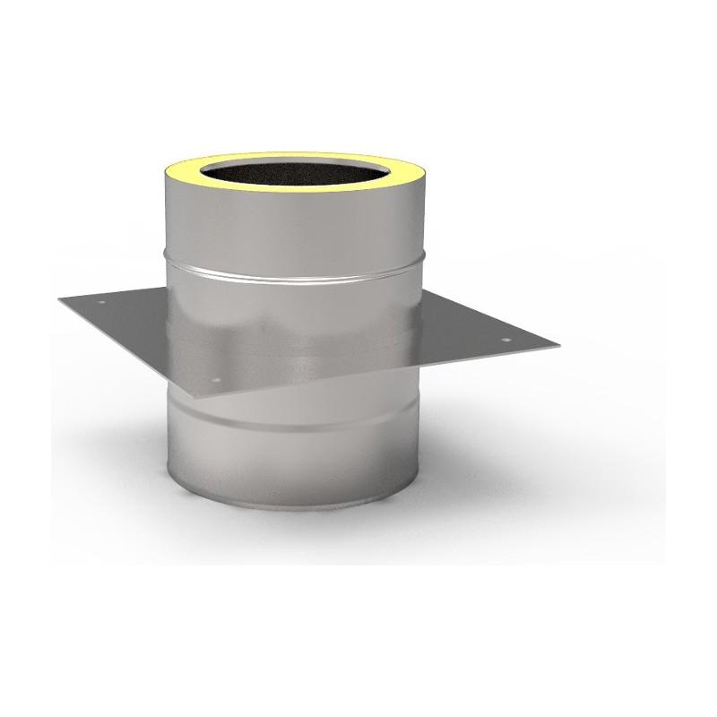 KD Przejście dachowe kwasoodporne 1,0 mm izolowane fi 300/360 mm