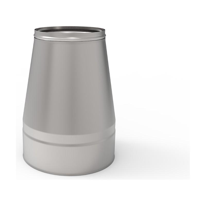 KD Ustnik kwasoodporny 0,8 mm izolowany fi 225/280 mm
