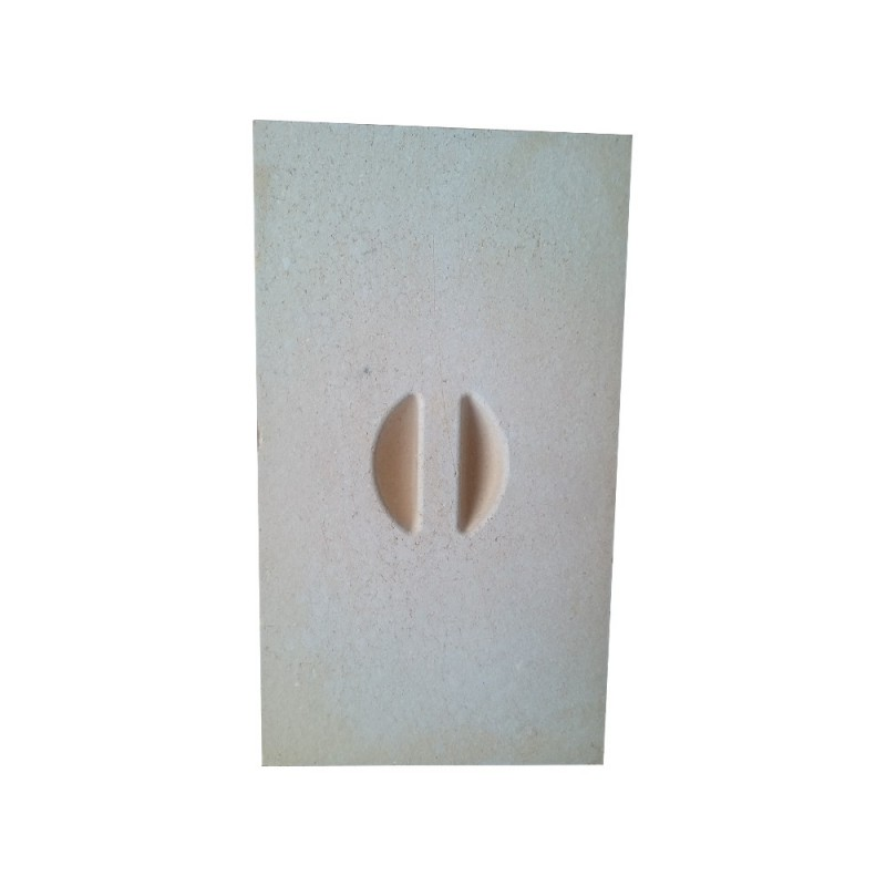 Zaślepka do wyczystki ceramicznej komina fi 160