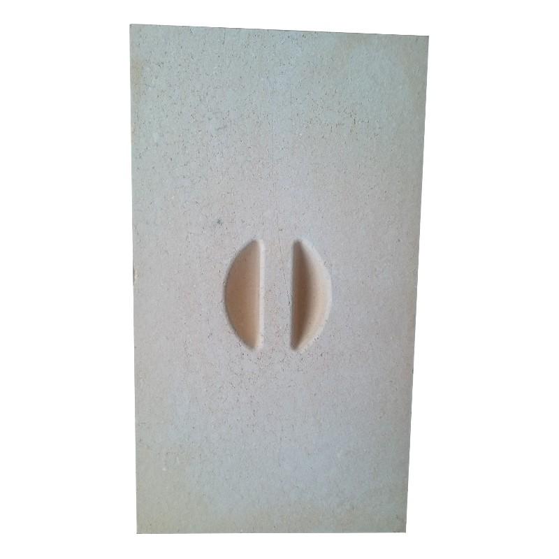 Zaślepka do wyczystki ceramicznej komina fi 200