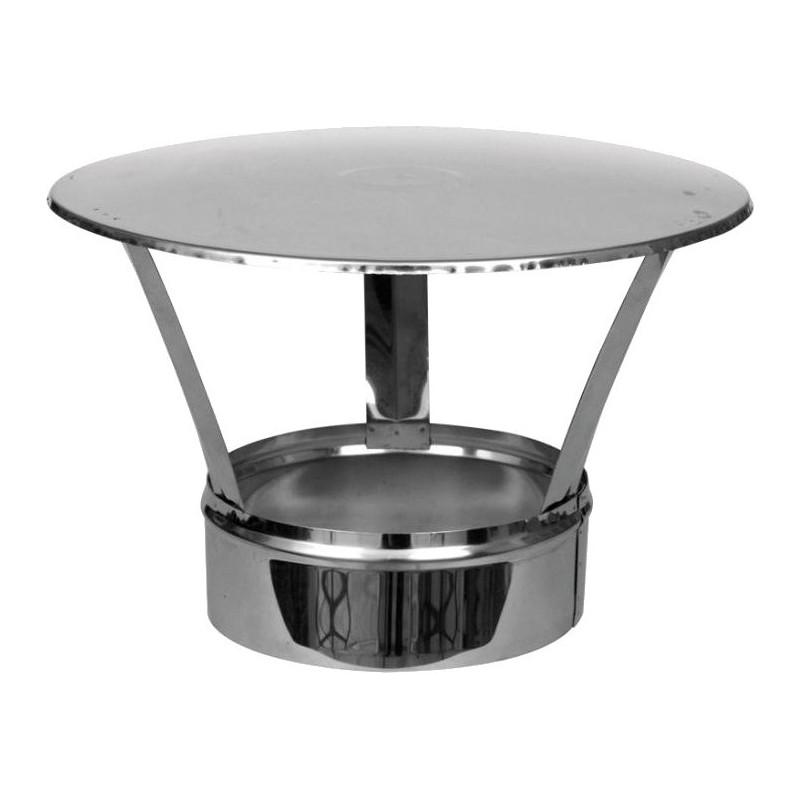 Daszek parasol kwasoodporny na komin ceramiczny fi 200