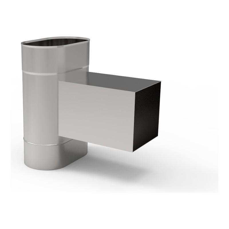 KO Wyczystka owalna szeroka kwasoodporna 1,0 mm 130x250
