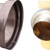 Adapter złączka ze sznurem redukcja trójnik ceramiczny fi 180 rura 150