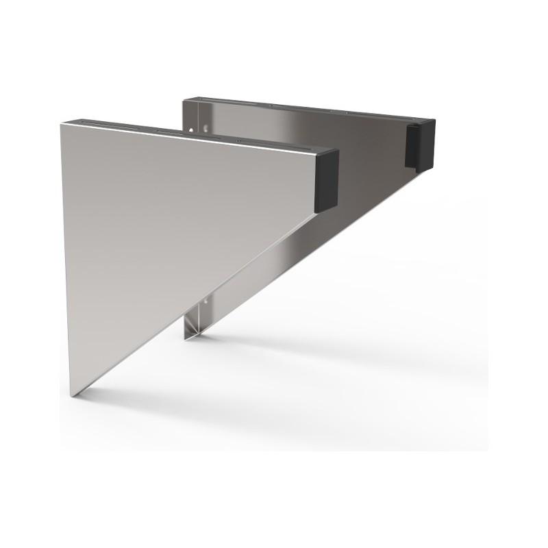 KA Konsola wsporcza nastawna 5-10 cm fi 360