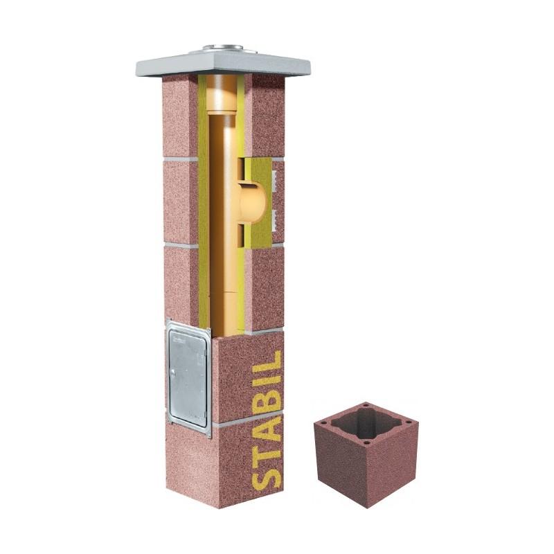 Komin ceramiczny Schiedel Stabil fi 180  6m