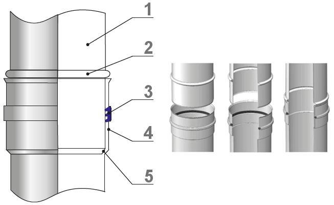 Wkład kwasoodporny kondensacyjny