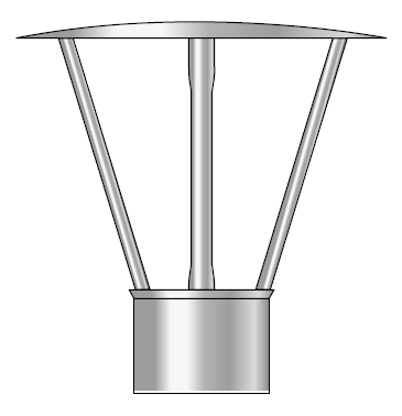 Daszek kwasoodporny wkład kondensacyjny