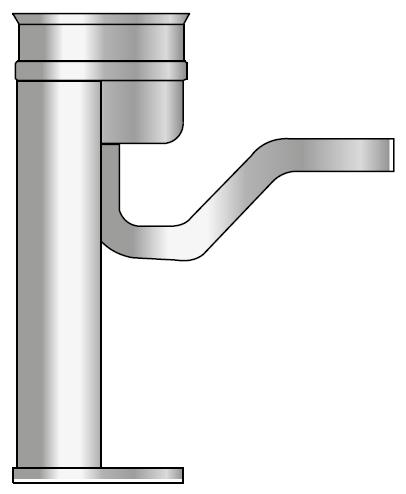 Odskraplacz kwasoodporny wkład kondensacyjny