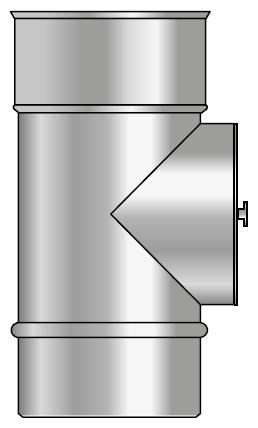 Wyczystka kwasoodporna koncentryczna wkład kondensacyjny