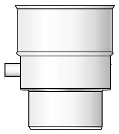 Redukcja kwasoodporna wkład kondensacyjny izolowany