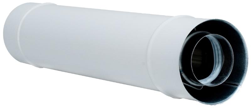 Rura kwasoodporna koncentryczna wkład kondensacyjny izolowany