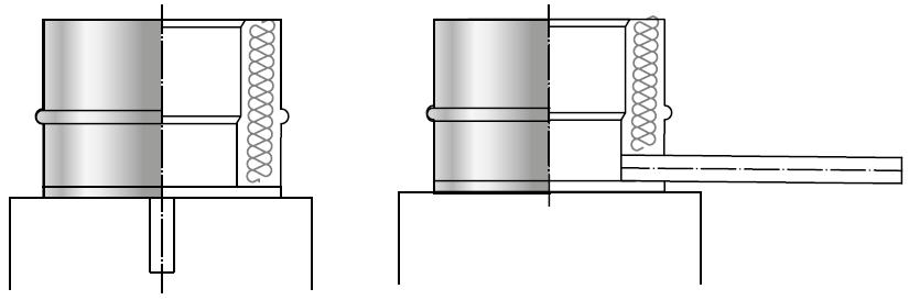 Odskraplacz żaroodporny izolowany dwuścienny wkład żaroodporny komin