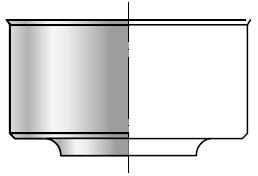 Zakończenie izolacji kwasoodporne wkład kondensacyjny izolowany