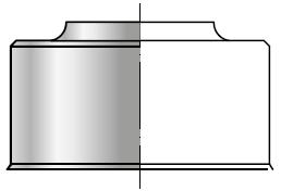 Zakończenie izolacji kwasoodporne izolowane dwuścienne wkład kwasoodporny komin