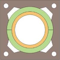 Brata Standard komin ceramiczny system kominowy