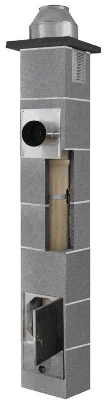 Jawar K komin ceramiczny izostatyczny system kominowy