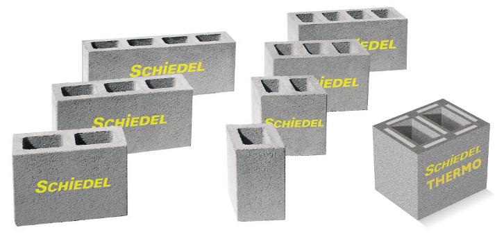 Schiedel komin ceramiczny system kominowy
