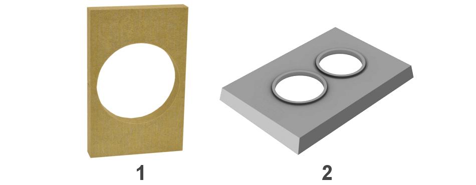 Anmar Komin ceramiczny system kominowy