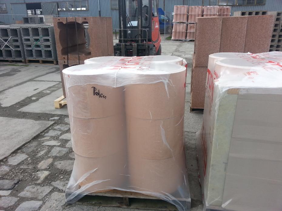 Tona Din komin ceramiczny system kominowy