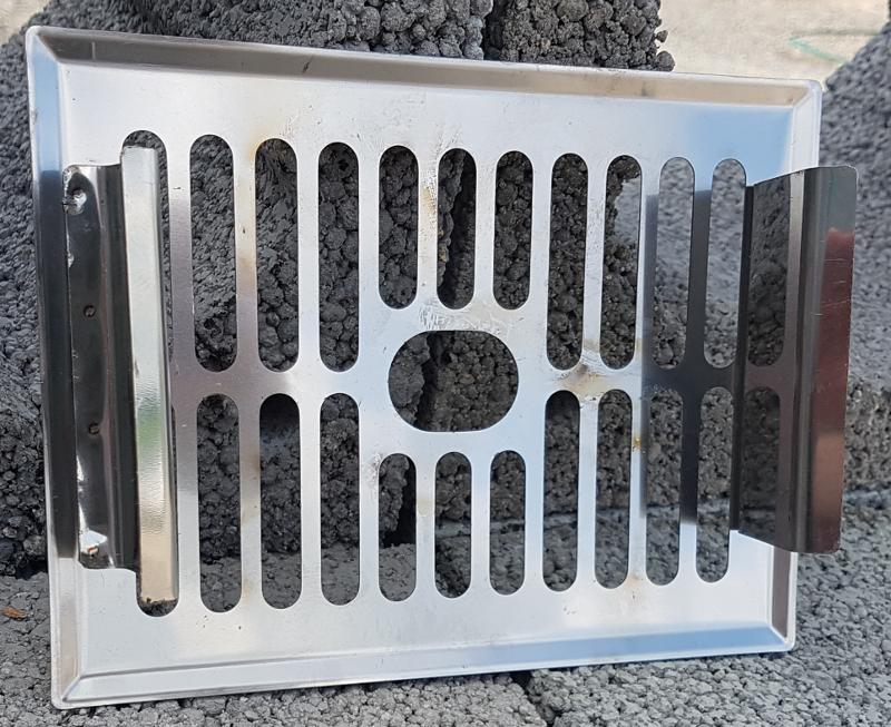 Kratka wentylacyjna komin ceramiczny system kominowy