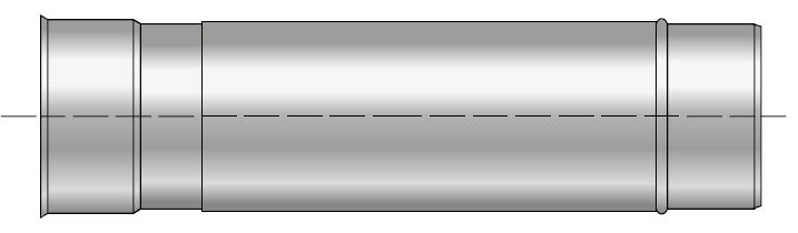 Rura żaroodporna nastawna regulowana teleskopowa wkład żaroodporny komin