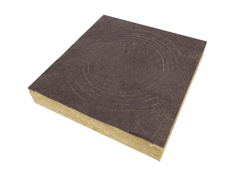 Płyta czołowa trójnika komina z wełny mineralnej