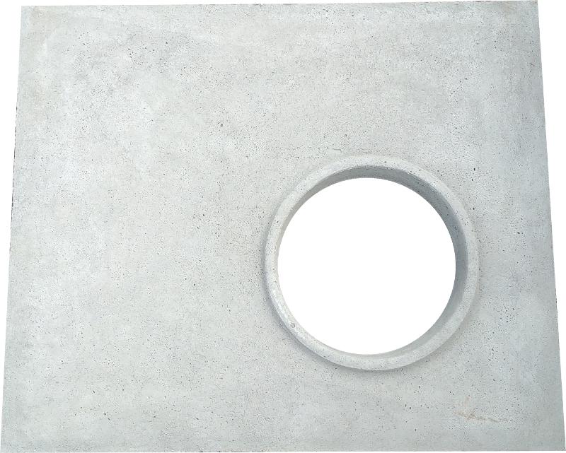 Płyta przykrywająca kominowa komin ceramiczny system kominowy