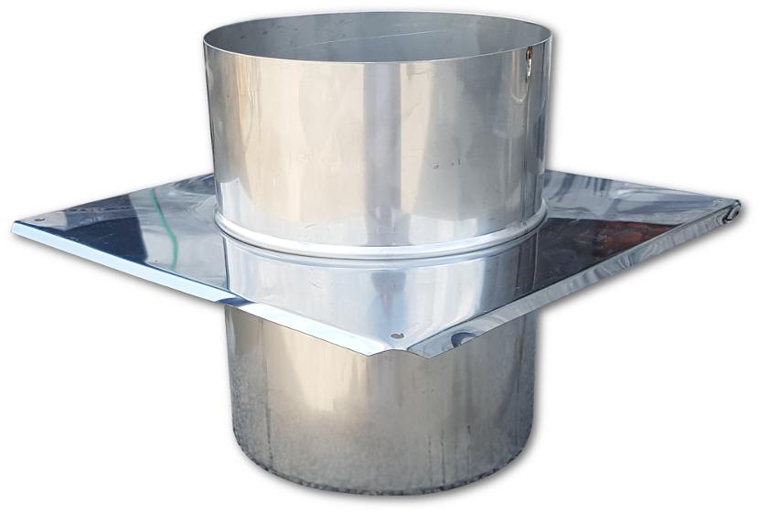 Płyta z wpustem komin ceramiczny rura ceramiczna