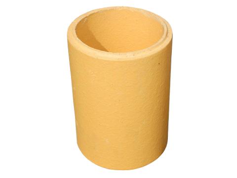 Rura ceramiczna prosta komin wkład ceramiczny system kominowy