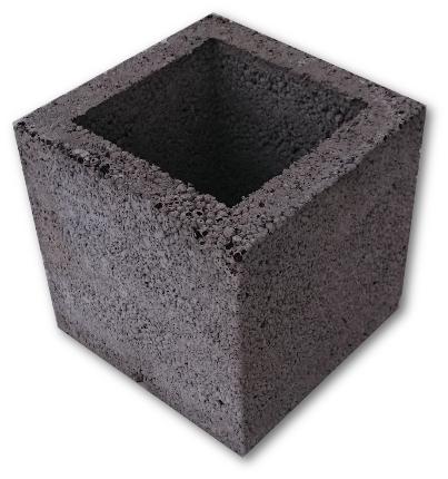 Pustak w1 w1i wentylacyjny keramzytowy komin ceramiczny system kominowy
