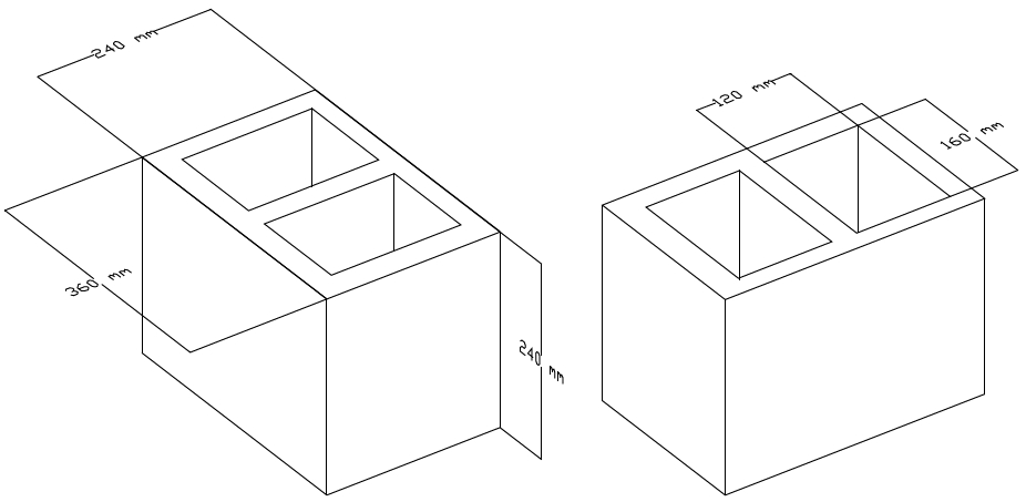 Pustak w2 wentylacyjny keramzytowy komin ceramiczny system kominowy