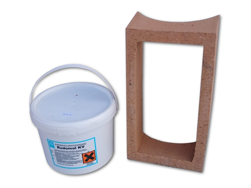 ramka wyczystki wklejka wyczystki zestaw naprawczy wycystki komina